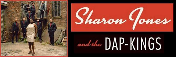 Sharon Jones & The Dap-Kings image