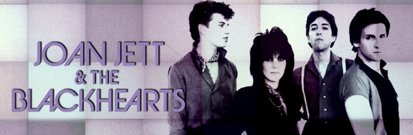 Joan Jett & The Blackhearts image