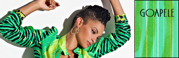 Goapele featured image