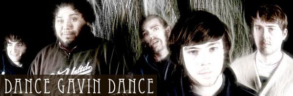 Dance Gavin Dance featured image