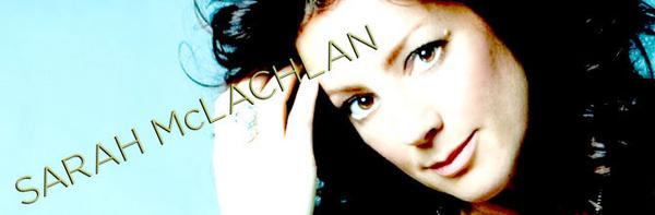 Sarah McLachlan featured image