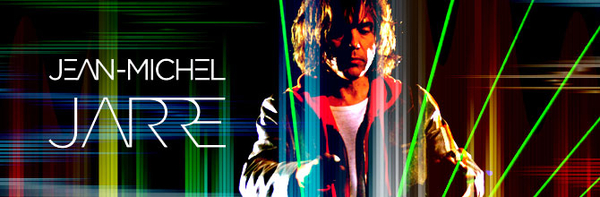 Jean-Michel Jarre featured image