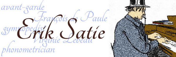 Erik Satie featured image