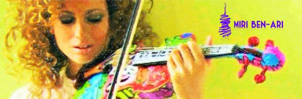 Miri Ben-Ari featured image