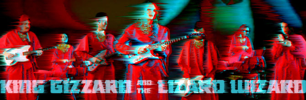 King Gizzard & The Lizard Wizard featured image