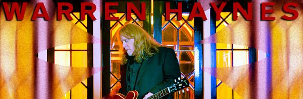 Warren Haynes image