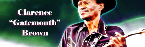 Clarence 'Gatemouth' Brown image