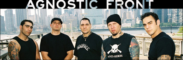 Agnostic Front featured image