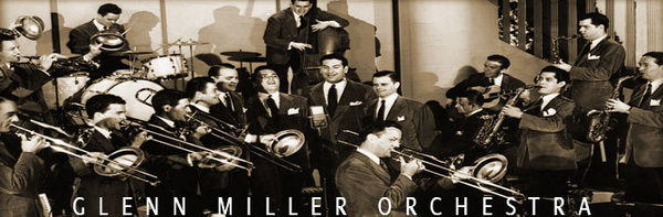 Glenn Miller Orchestra featured image
