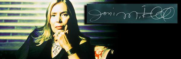 Joni Mitchell image