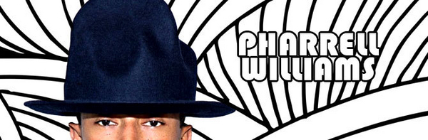 Pharrell Williams featured image