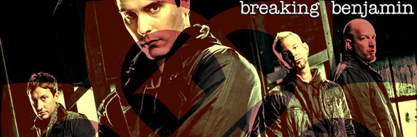 Breaking Benjamin featured image