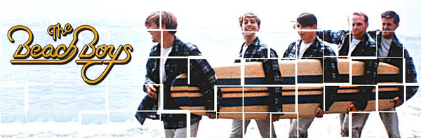 The Beach Boys image