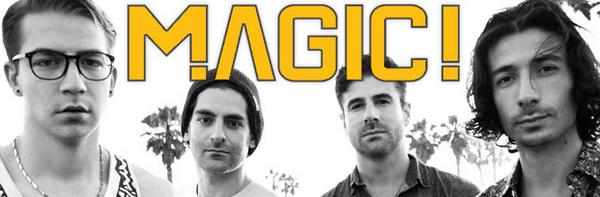 Magic! image
