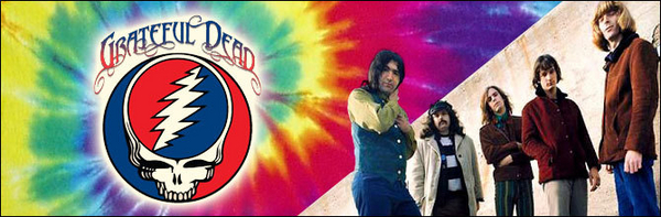 The Grateful Dead image