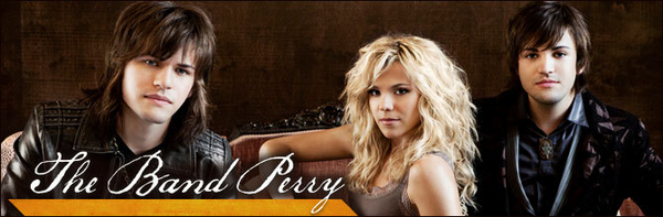 The Band Perry featured image