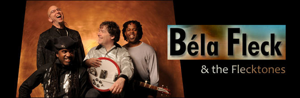 Béla Fleck & The Flecktones featured image