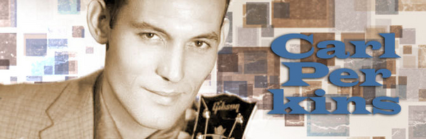 Carl Perkins featured image