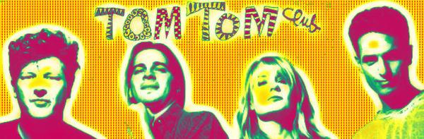 Tom Tom Club image