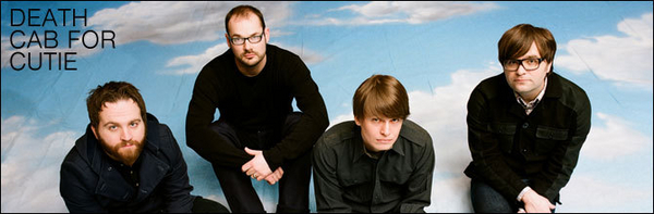 Death Cab For Cutie image