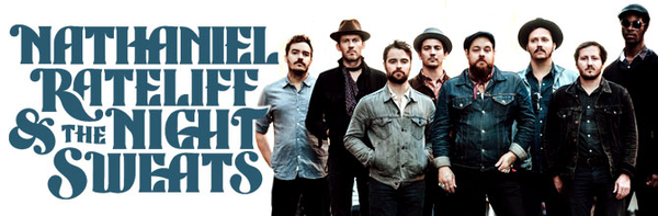 Nathaniel Rateliff & The Night Sweats image