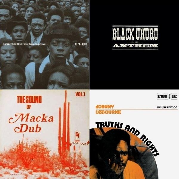 Funky Soul Reggae