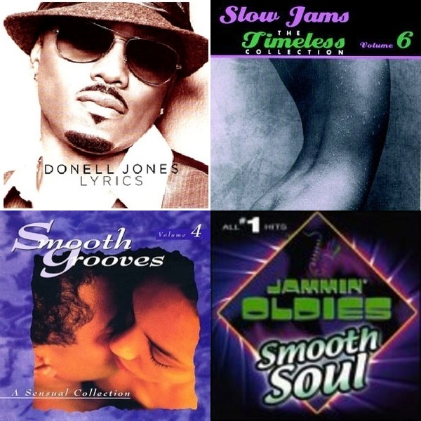 Lady Z's Smooth & Slow Grooves