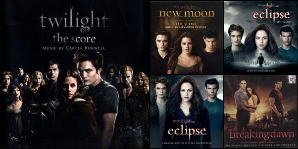 The Twilight Saga...