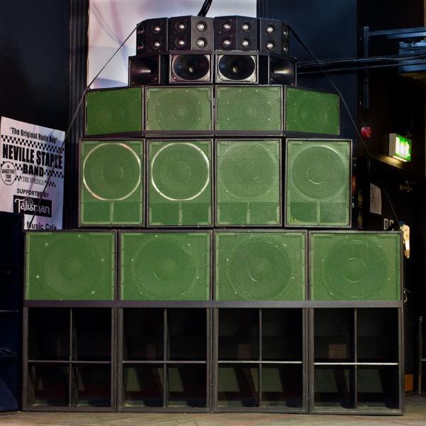 Waxy's Sound System