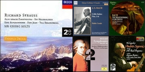 Bluebeat's Guide to Classical