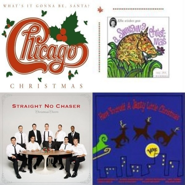 Christmas tunes that won't make Larry crazy