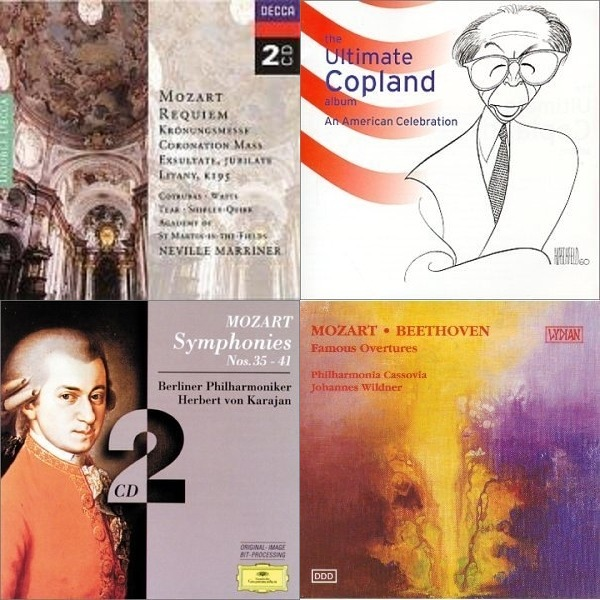 Classical Orchestra  Favorites