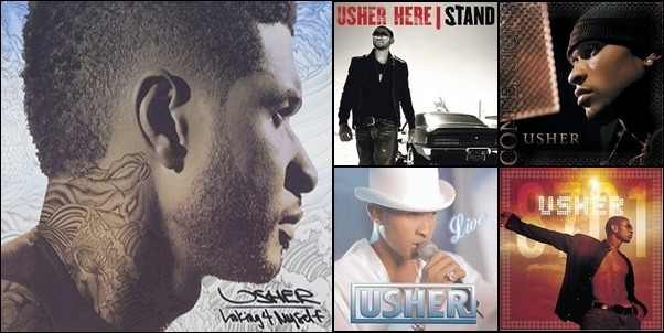 ALL USHER OLD AND NEW!