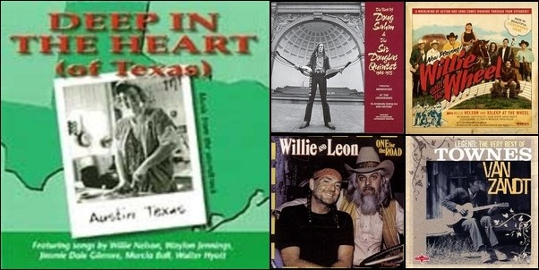 Texas Road Music
