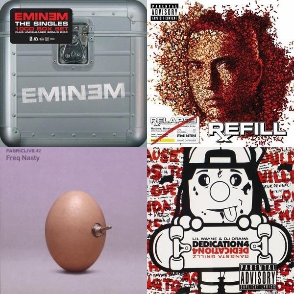 My Music playlist