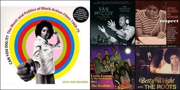Soul,gospel,jazz