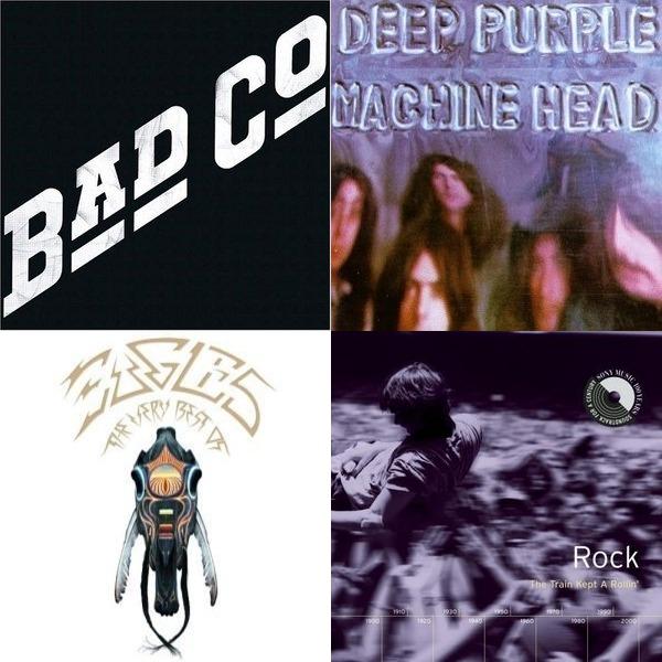 Best Of Classic Rock 1965 Thru 1978