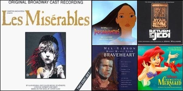 Leeshore soundtracks