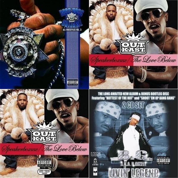 Mainstream Hip-Hop