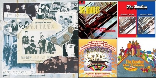 60s - 70s pop and rock (and a few 80s)