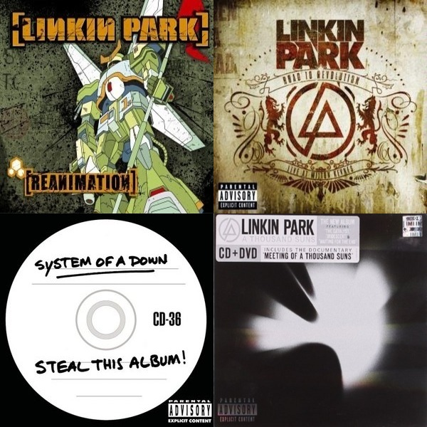 linkin park music