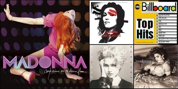 Boomer 80s Pop & Dance Stuff