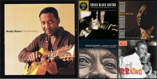Blues Guitar Favorites