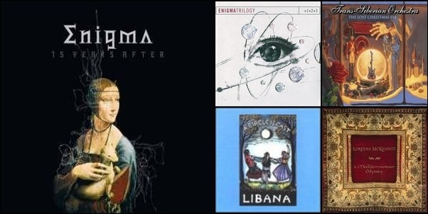 Queens Pagan Songs