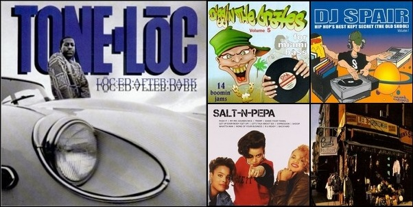 Hip Hop 80's