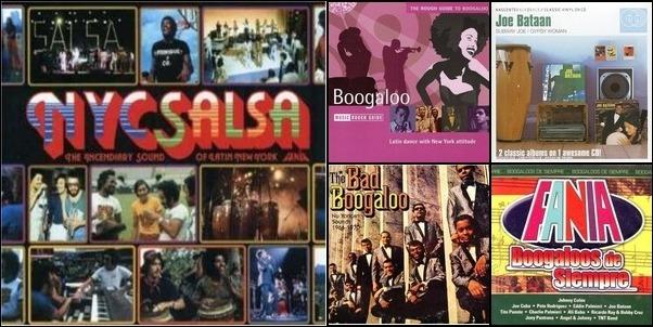 Boogaloo con Salsa