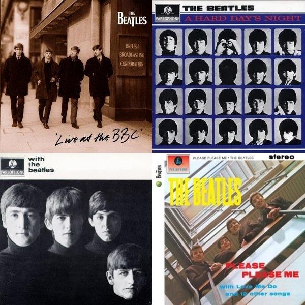 Beatles stuff2