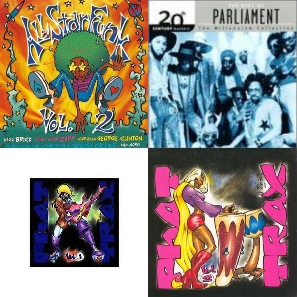 Bbafb8 - Old School Funk & Soul