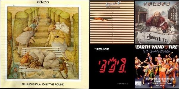 Genesis ,members ,bands they were in ,