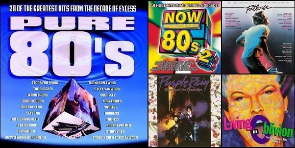 80's and 90's